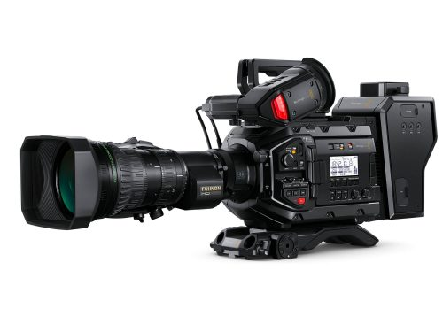 Blackmagic URSA Broadcast HD Lens Angle