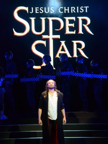 Dress Tech Rehearsal for Jesus Christ Superstar
