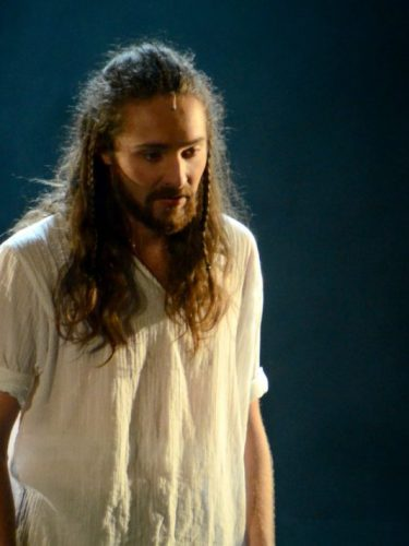 Laurence in Jesus Christ Superstar