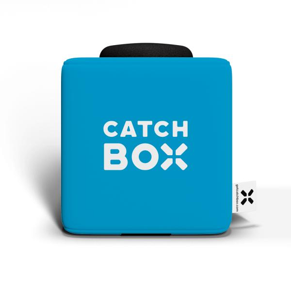 Catchbox Pro Blue